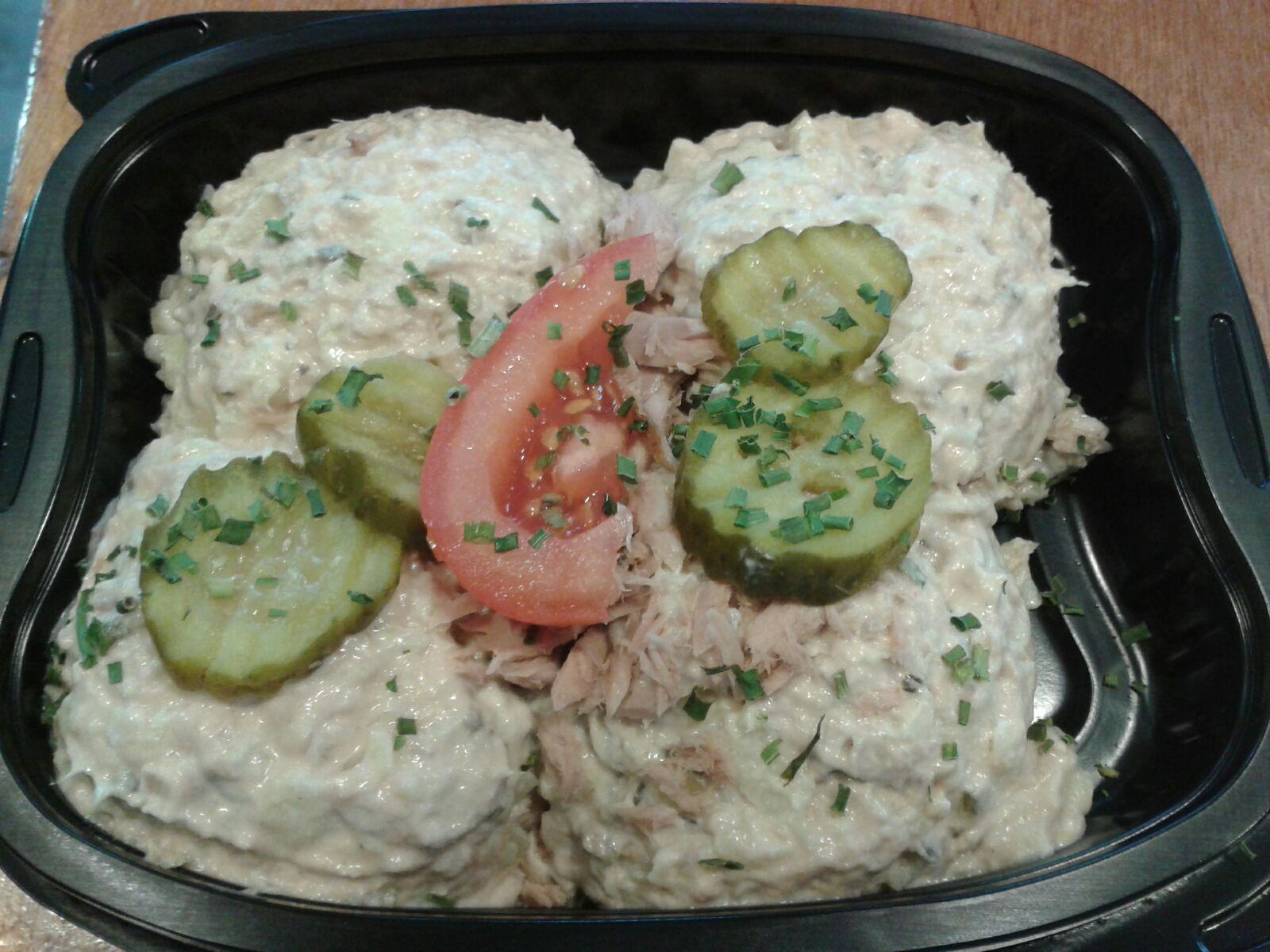 Weekend Tonijn Salade