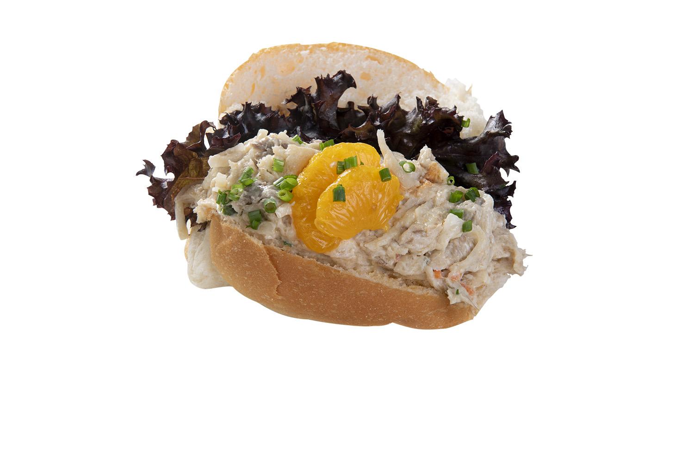 Broodje Makreel Salade
