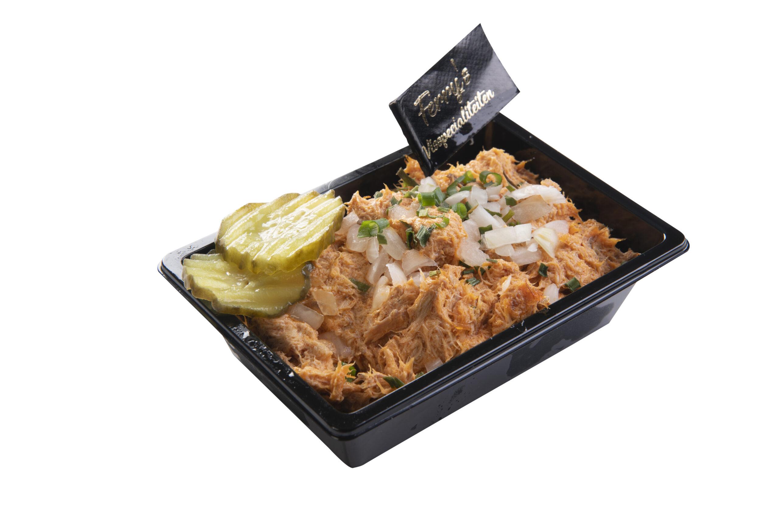 Makreel Paté Per 100 Gram