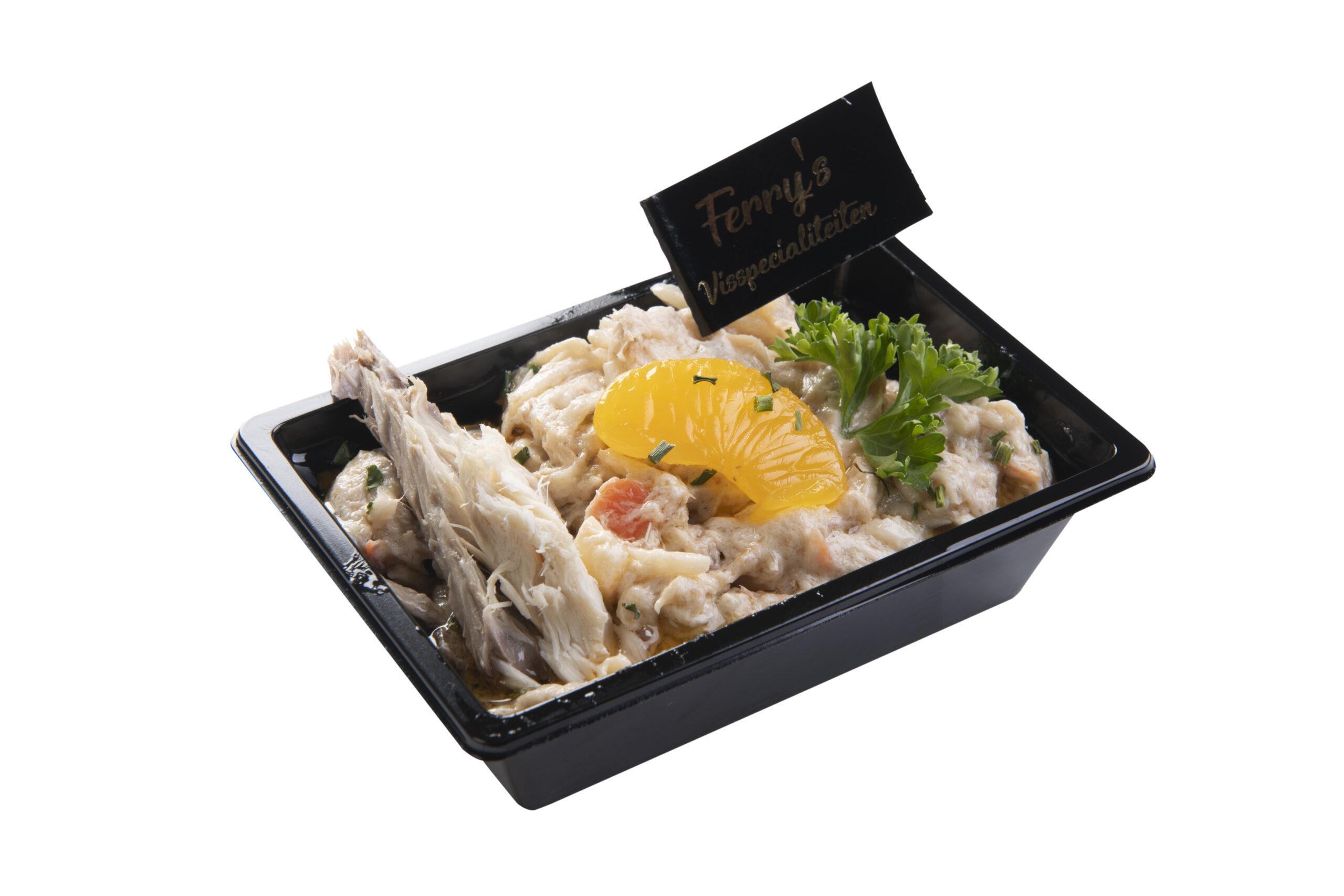 Makreel Salade Per 100 Gram